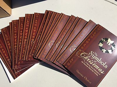 Symbols of Christmas Advent Booklet Lot Of 20