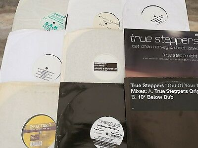 9 X 12-Uk Garage House-1997-2000-All Listed-Rare Promo's And Proper Releases