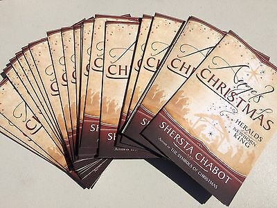 Angels of Christmas Booklet Lot of 20