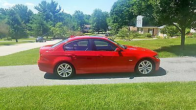 2007 BMW 3-Series 4 door sedan 2007 BMW 328i AMAZING CONDITION