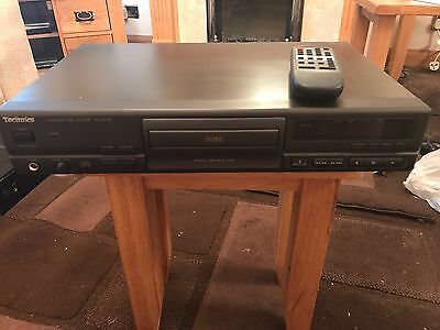 Technics sl-pg490 CD Player With Remote