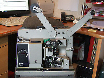 Bauer 16mm projector