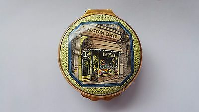 Halcyon Days Enamel Box ~ The Meaning Of Halcyon Days