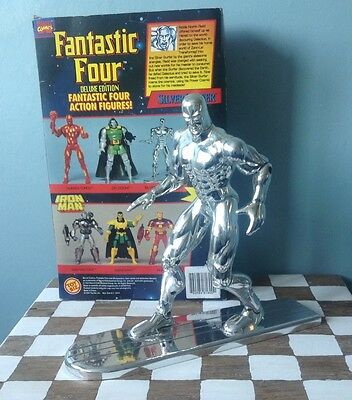 Fantastic Four 'SILVER SURFER' Deluxe edition - Marvel Comics .