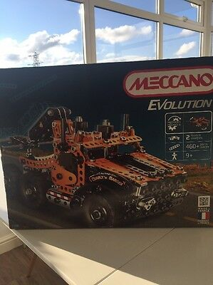 New Sealed In Box Meccano Evolution