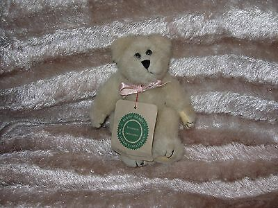 Boyds Small Jointed Teddy Bear - The Archive Collection 5718 BNWT
