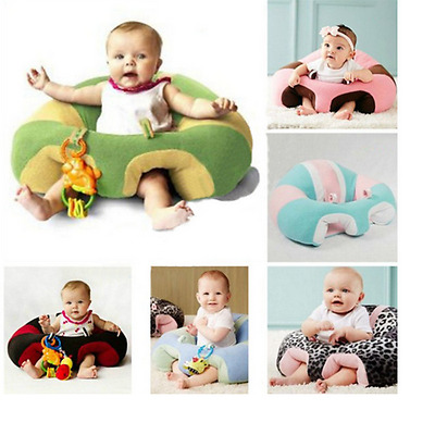 Baby Chair Sofa Plush Seat Support Toy Soft Cushion Pillow Kids Dining Safety