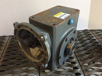 Boston Gear 700 Series Reducer - 1.68 HP, 1521 in lb, 30:1, HF726-30-B5-H-P16