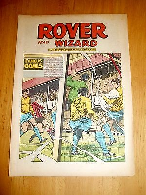 MAN CITY v EVERTON FA CUP SEMI 68/9 BOOTH GOAL COVER + CELTIC FEATURE ROVER 1969