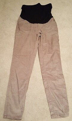 Blooming Marvellous Maternity Beige Cords Size 12