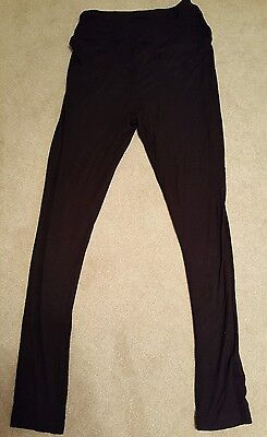 Next Maternity Over Bump Leggings Size 12