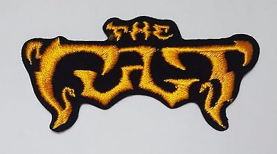 Rare The Cult Vintage Embroidered Badge Patch