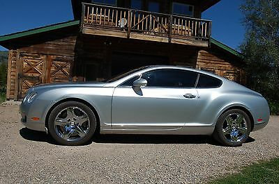 2006 Bentley Continental GT  2006 Bentley  with 31222 miles