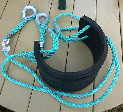 Tyre Strap Swing Outdoor Swing Set Playground Play Equipment Accessories