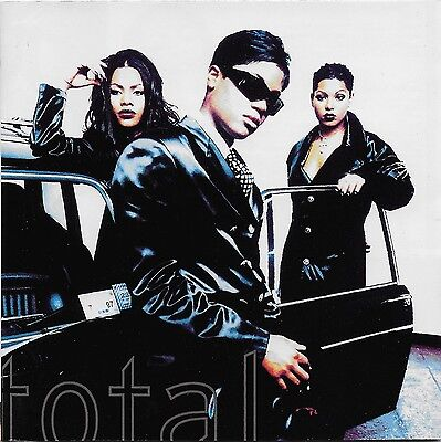 Total 1996 CD Hip Hop, Funk / Soul No One Else (Puff Daddy Remix)!
