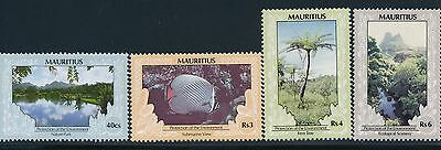 "Mauritius ""ENVIRONMENTAL PROTECTION"" ISSUES  (1989); MNH; *PRISTINE*"