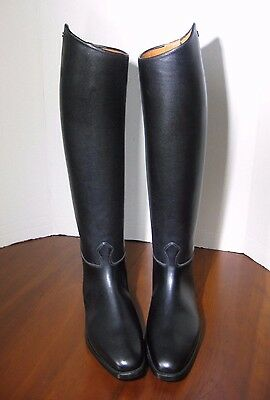 """Mens """" Petrie  """" Dutch made - Leather Riding- Boots size 9 1/2"""