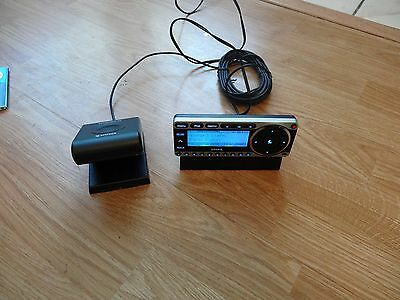 Sirius Starmate 4 ST4 Receiver with Lifetime Subscription + Antenna + dock