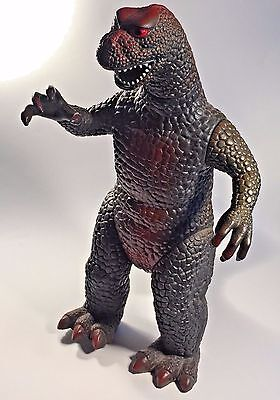 "Awesome Large 15"" Tall Godzilla Action Figure Dormei 1997"
