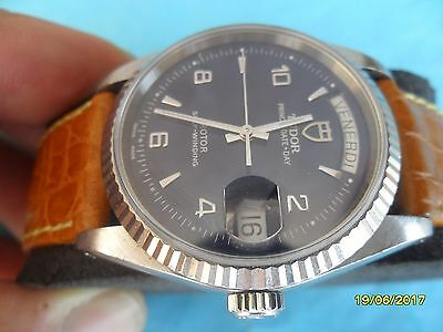 Swiss Made Rolex Tudor Prince Date+Day  Dial Bellissimo