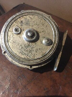 Vintage Grice & Young LTD Christchurch England AVON FISHING 2 FISHING REEL