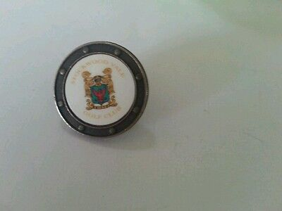Stockwood Vale Golf Club Ball Marker