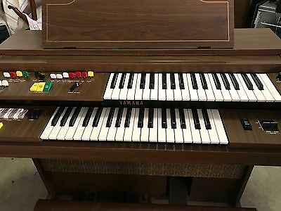 A-55 model Yamaha Electone Organ