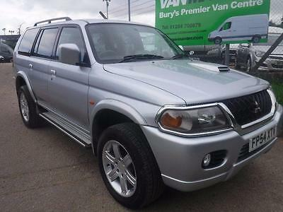 Mitsubishi Shogun Sport 2.5 TD Warrior 5dr DIESEL MANUAL 2004/54