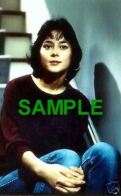 Original 1983 Press Transparency - Meg Tilly As Chloe In The Big Chill