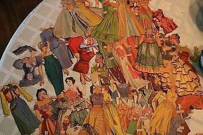Vintage paper pin-up Dolls Pin-Ups & Movie Stars Elizabeth Taylor over 175 Piece