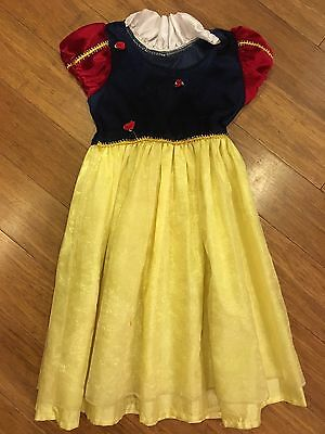Little Adventures Snow White Dress Size Small (suit to 3 years)