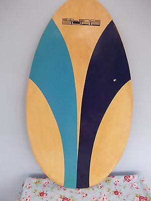 Wooden Skimboard, V.w Campervan Table, T5 Table, T25 Table