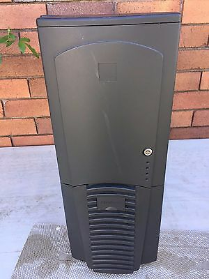 Antec Server Case with Motherboard and Ram