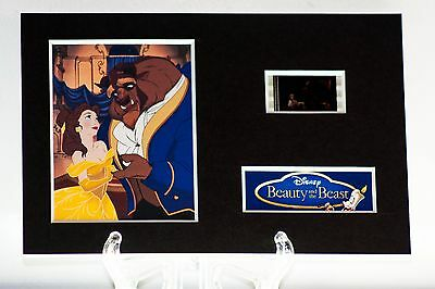 Beauty & the Beast -  6 x 4 Unframed movie film cell display great gift