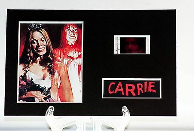 Carrie - 6 x 4 Unframed movie film cell display great gift