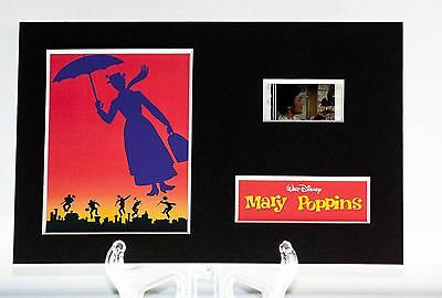 Marry Poppins - 6 x 4 Unframed movie film cell display great gift