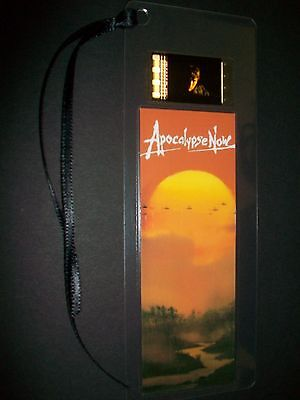 Film Cell Bookmark 35mm -  APOCALYPSE NOW Movie Memorabilia Gift RARE