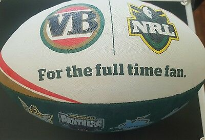 Nrl Rugby League Football