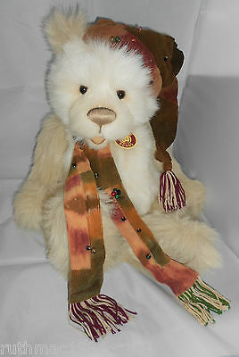 Charlie Bears ELF ~ QVC Exclusive 2011 Isabelle Lee RETIRED Rare ONLY 950 Made !