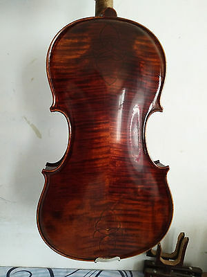 "Master viola 16"" Maggini model fully handcarved very nice tone A"