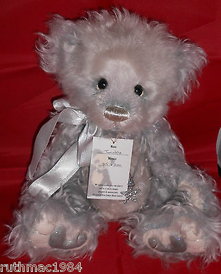 Charlie Bears TWINKLE ~ Isabelle Lee Collection ~ Limited Edition ONLY 200 ~VHTF