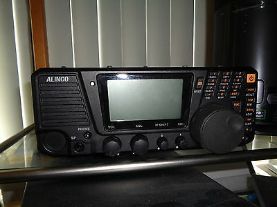 ALINCO DX-R8E Communications Receiver