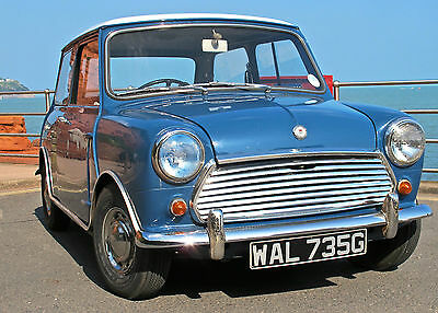Morris Mini 1000 Rare Mark II Mk2 1969