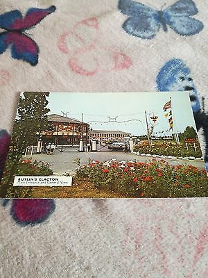 Used Butlins Clacton Main entrance and General view C24