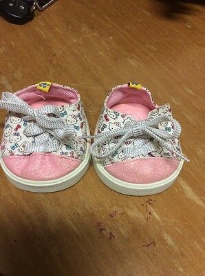 Build A Bear Hello Kitty Shoes As New
