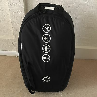 Bugaboo Travel Bag for Bee Fully Padded With Wheels And Compartments For Wheels.