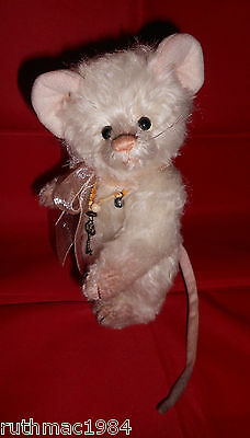Charlie Bears CRUMB Mouse ~ Isabelle Lee Collection 2011 Limited Edition of 300