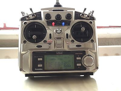 Futaba 9C Super Transmitter In Excellent Condition And Perfect Working Order.