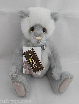 Charlie Bears THE LAST BEAR OF CHRISTMAS  ~ QVC Exclusive ~ Isabelle Lee ~ NEW