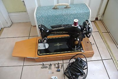 Singer SEMI-Industrial  201K Electric Sewing machine
